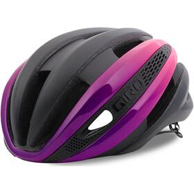 Giro Synthe MIPS Kask rowerowy różowy/czarny